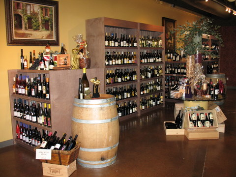 Salt Creek Wine Cellar